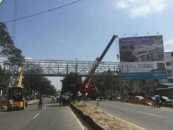 BBMP floats tender for 23 skywalks in city
