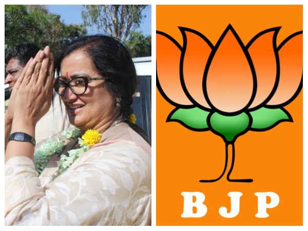 BJP supporting Mandya independent candidate Sumalatha