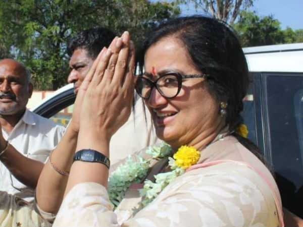 Congress expelled Mandya congress leader who supporting Sumalatha