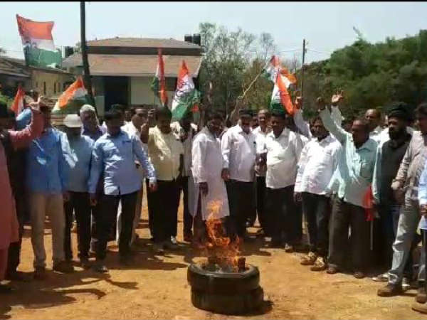 Congress leaders angry as ticket given to JDS in Uttara Kannada