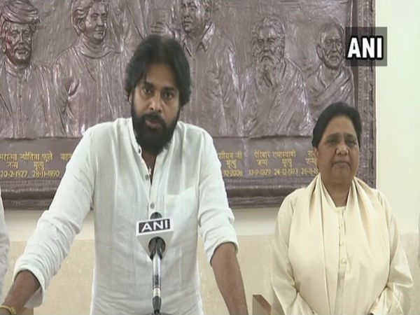 BSP to contest polls in Andhra, Telangana with Jana Sena