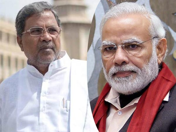 Siddaramaiah give reply to Narendra Modi for his comments on Kumaraswamy