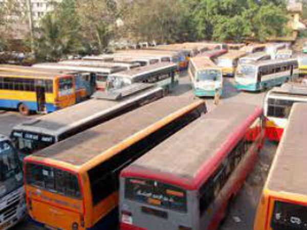 On the reason of Lok sbaha elections KSRTC buses availability is low on Mysuru