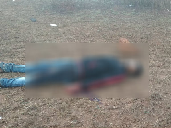 After the voting one person is murdered in Sirsi