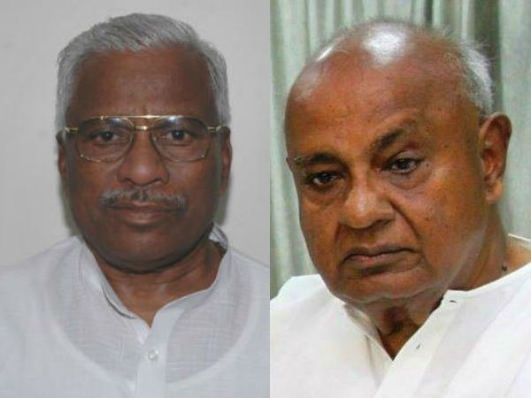 Former PM Deve Gowda looks like mentally abnormal: GS Basavaraju