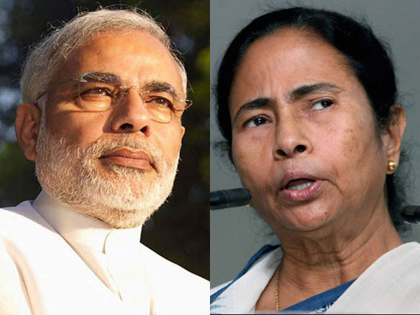 PM Modi and mamata banerjee to address campaign in west bengal today