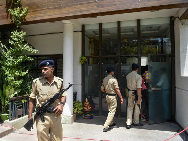 Tax raids on properties of MP CM Kamal Nath's close aides