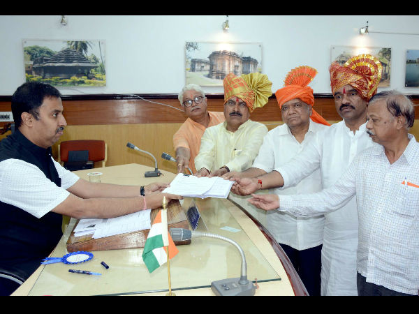 76 nominations field in Belagavi lok sabha seat