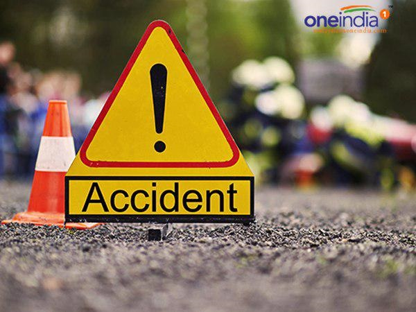 Three students of Bangalore died in an accident in Chitradurga
