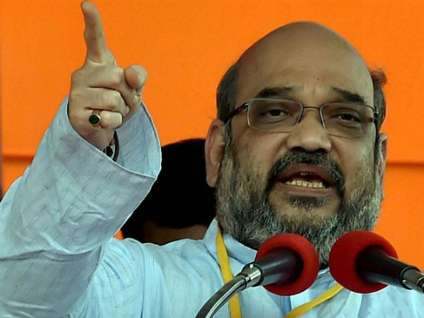 We will implement NRC entire country: Amit Shah