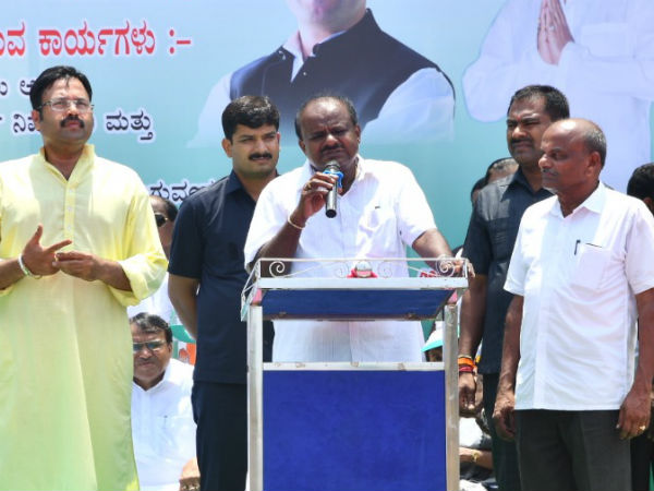 Kumaraswamy talked about PM Narendra Modi