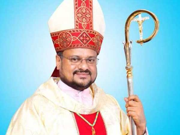 Charge sheet Filed Against former Bishop Franco Mulakkal