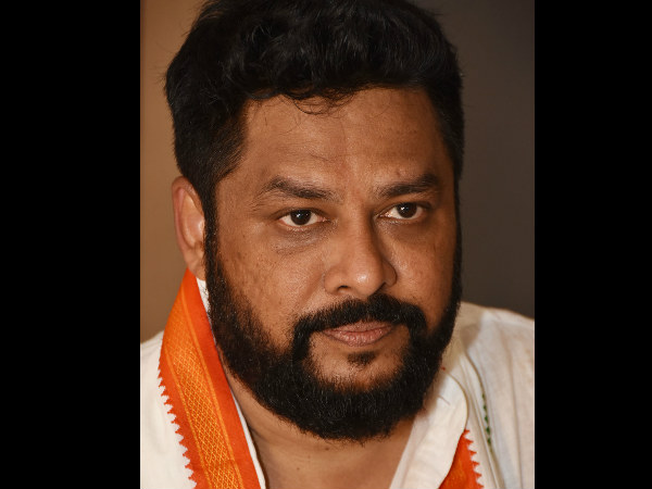 MLA B.Nagendra detained by Bellari police today
