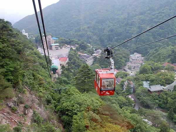 Cable car tourism plan is not started in Chamundi hills at Mysuru