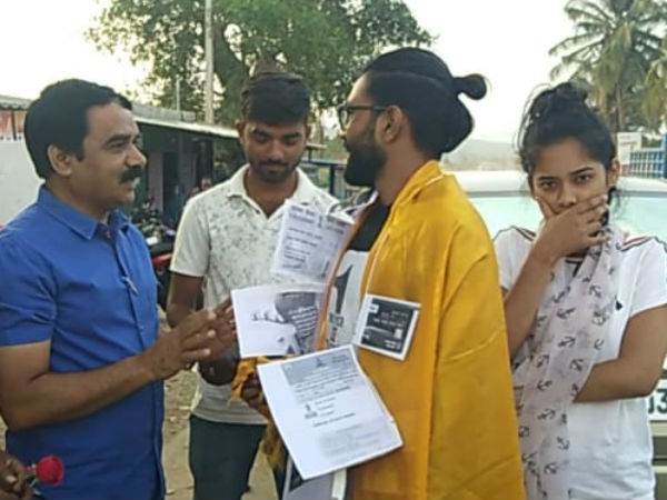 Chikkamagaluru people gave lesson to people who missed voting