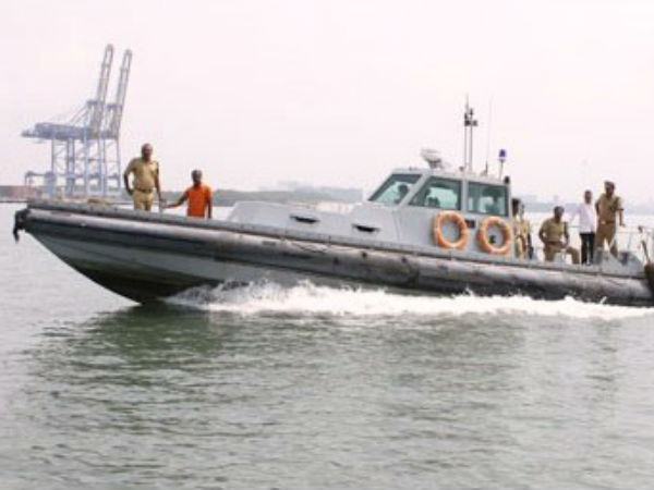 Coastal security police kept on High alert