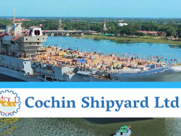 Cochin Shipyard recruitment 2019 apply for 40 Project Officer Post