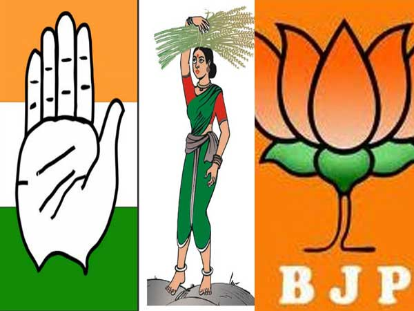Lok Sabha Elections 2019 List Of Karnataka Candidates