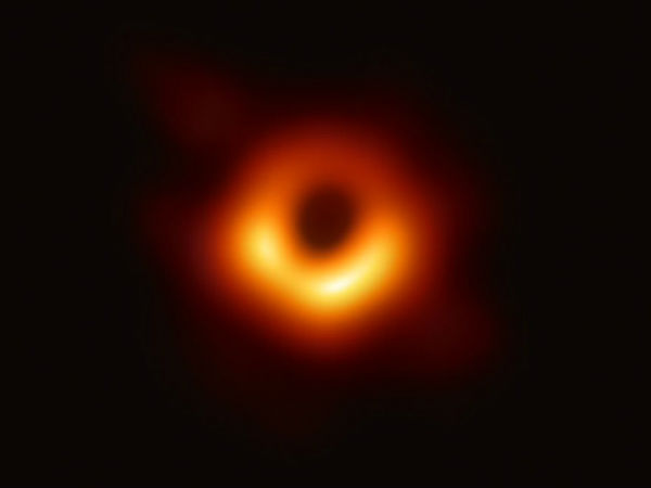 Scientists Reveal First Image Ever Made Of A Black Hole
