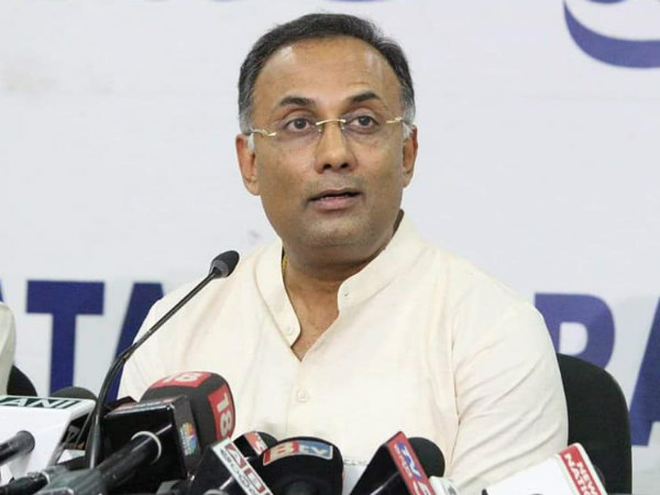 KPCC President Dinesh Gundu Rao 80 per cent of brahmins in the state will vote congress-jds