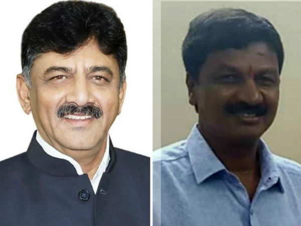 DK Shivkumar did not care about Ramesh Jarkiholi resignation issue