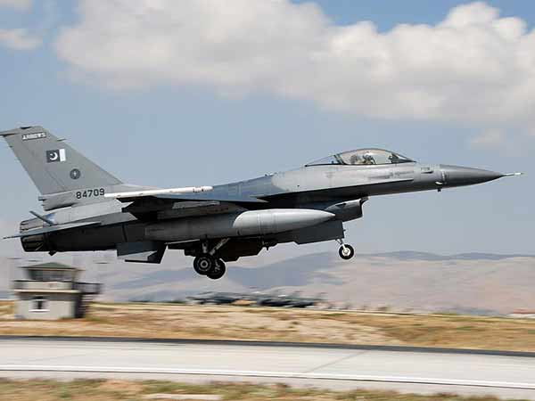 Have Proof Pakistani F 16 Shot Down Says Air Force Refutes Us Journal Report