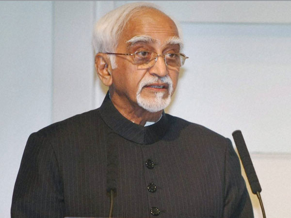 People can ask question about Balakot attack, said Hamid Ansari