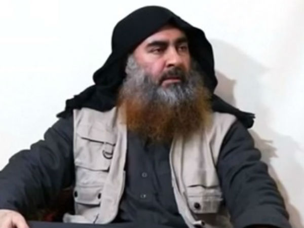 ISIS leader Abu Bakr al-Baghdadi appeared Monday in a video for the first time in five year