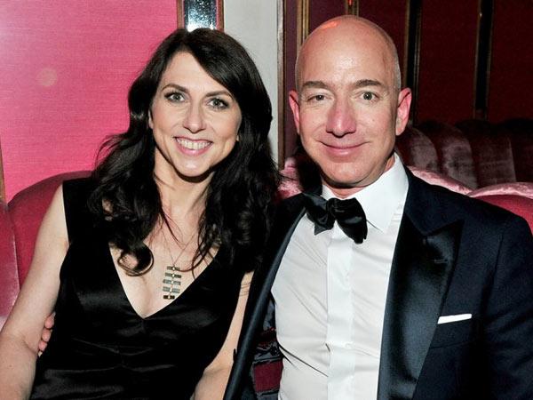Mackenzie Bezos To Become World S Third Wealthiest Woman After Divorce Settlement