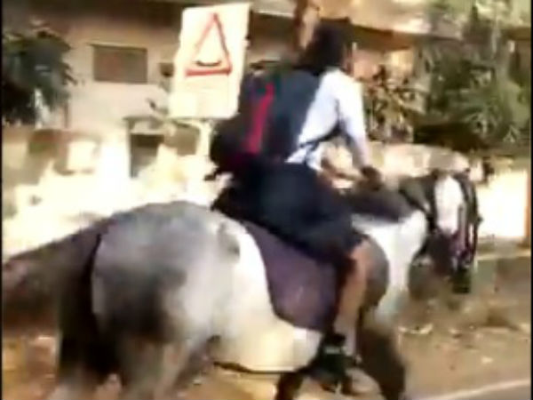 Shes my hero, says Anand Mahindra for Kerala teen who rode horse to 10th exam hall