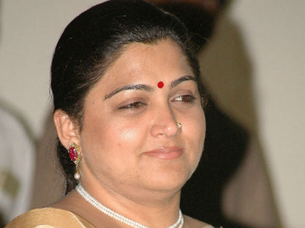 A man misbehaved with actor Khushboo in Bengaluru