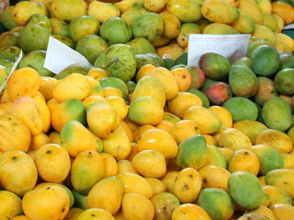 So many Mango breeds are not entered in Markets
