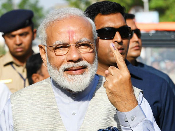 Modi appeal for high percentage vote