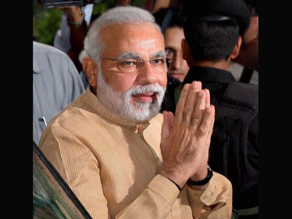PM Modi to file his nomination on April 26