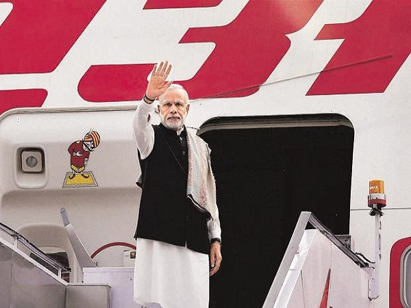 Elections 2019 : Increased numbers of trips, cheaper flights mark PM Modi's travel bills