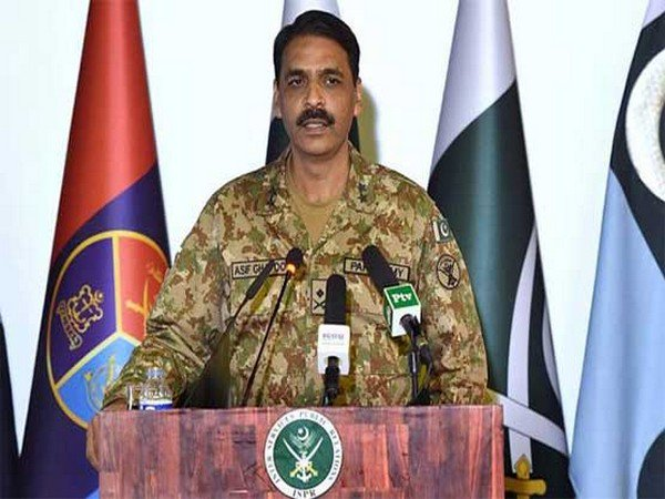 Pakistan major general Asif Ghafoor admitted the presence of terrorists and jihadists in country