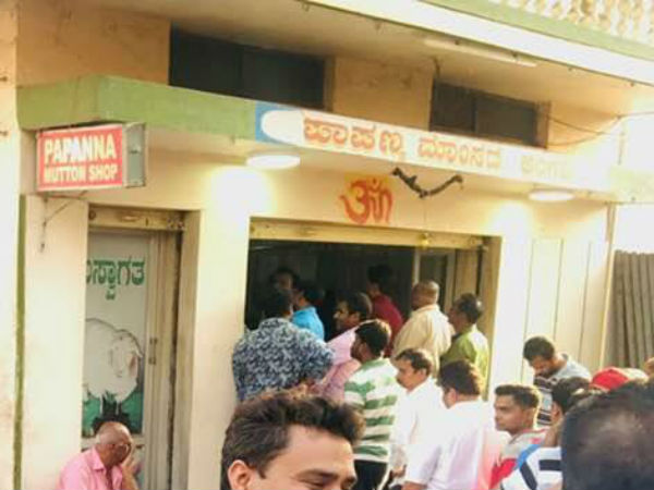 300 kg mutton sold in Byatarayanapura Papanna mutton stall