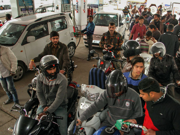 Congress alleges Modi has plans to hike fuel prices by 5 to 10 rupees on May 23