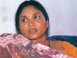 Phoolan devi husband got congress ticket for parliamentary election