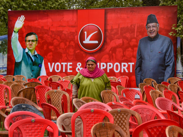 Jammu and Kashmir Elections 2019: 90 Polling Booths Draw Zero Votes