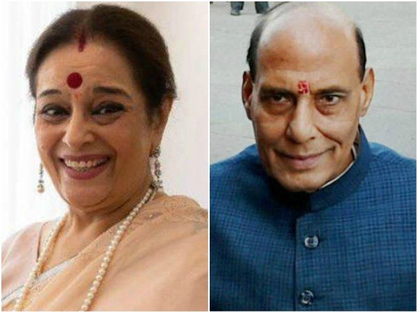 Shatrughan Sinhas wife to contest against Rajnath Singh in Lucknow as SP candidate