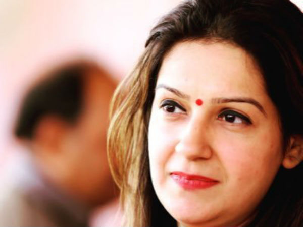 Congress Spokesperson Priyanka Chaturvedi unhappy at party reinstating leaders misbehaved with her