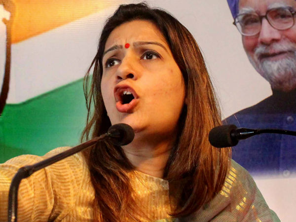 Congress Spokesperson Priyanka Chaturvedi quit party over lok sabha ticket denial family threat