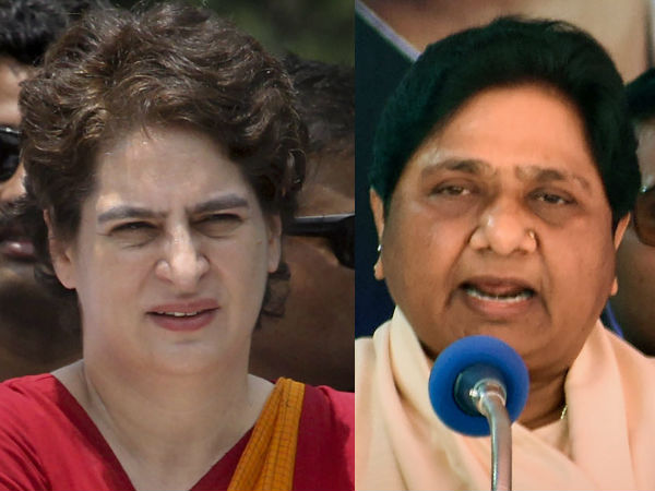 BSP and Congress fight how will benefit BJP?