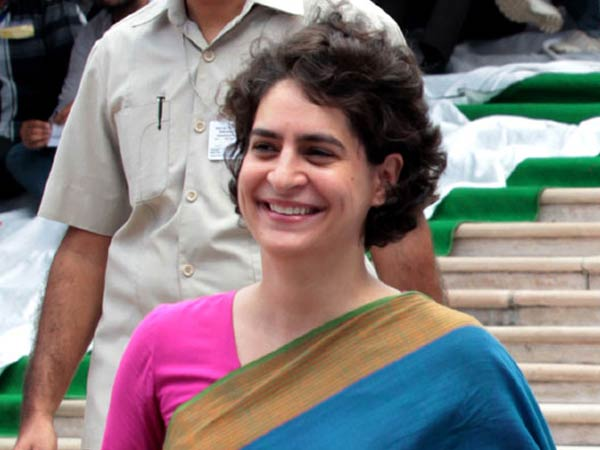 Congress leader Priyanka Gandhi political profile