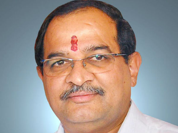 ಮಹಾರಾಷ್ಟ್ರ : ವಿಪಕ್ಷ ನಾಯಕ ಸ್ಥಾನಕ್ಕೆ ರಾಧಾಕೃಷ್ಣ ರಾಜೀನಾಮೆ
