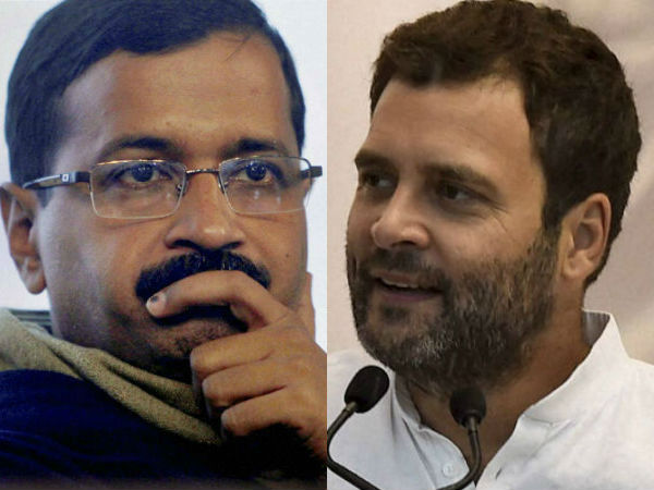 There will not be any alliance between AAP and Congress in Delhi