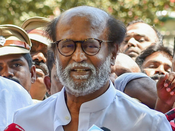 Its Welcome: Rajinikanth On BJPs Poll Promise Of Interlinking Rivers