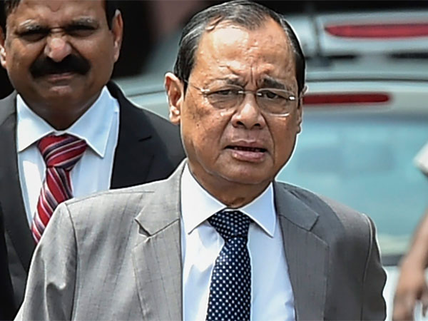 Larger conspiracy Ranjan Gogoi on sexual harassment allegations against him