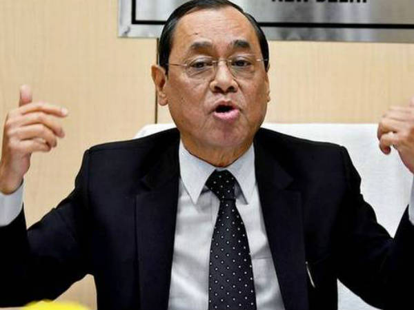 CJI Ranjan Gogoi sexual harassment woman not participate before Justice SA Bobde inquiry panel